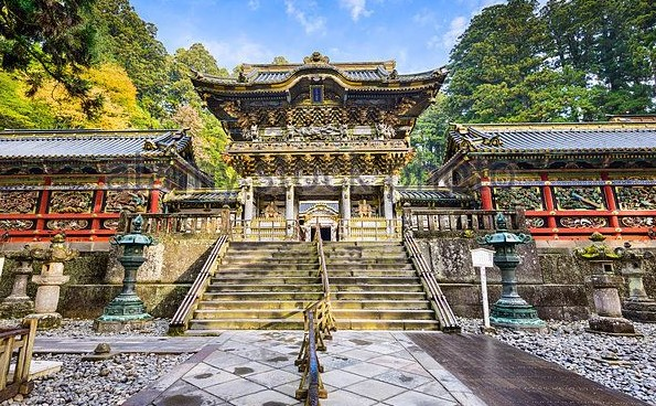 nikko toshogu shrine map museum from tokyo hours mae monkeys things to do in temple
